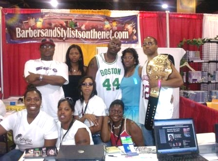 Bronner Brothers Booth