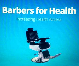 Barbers for health