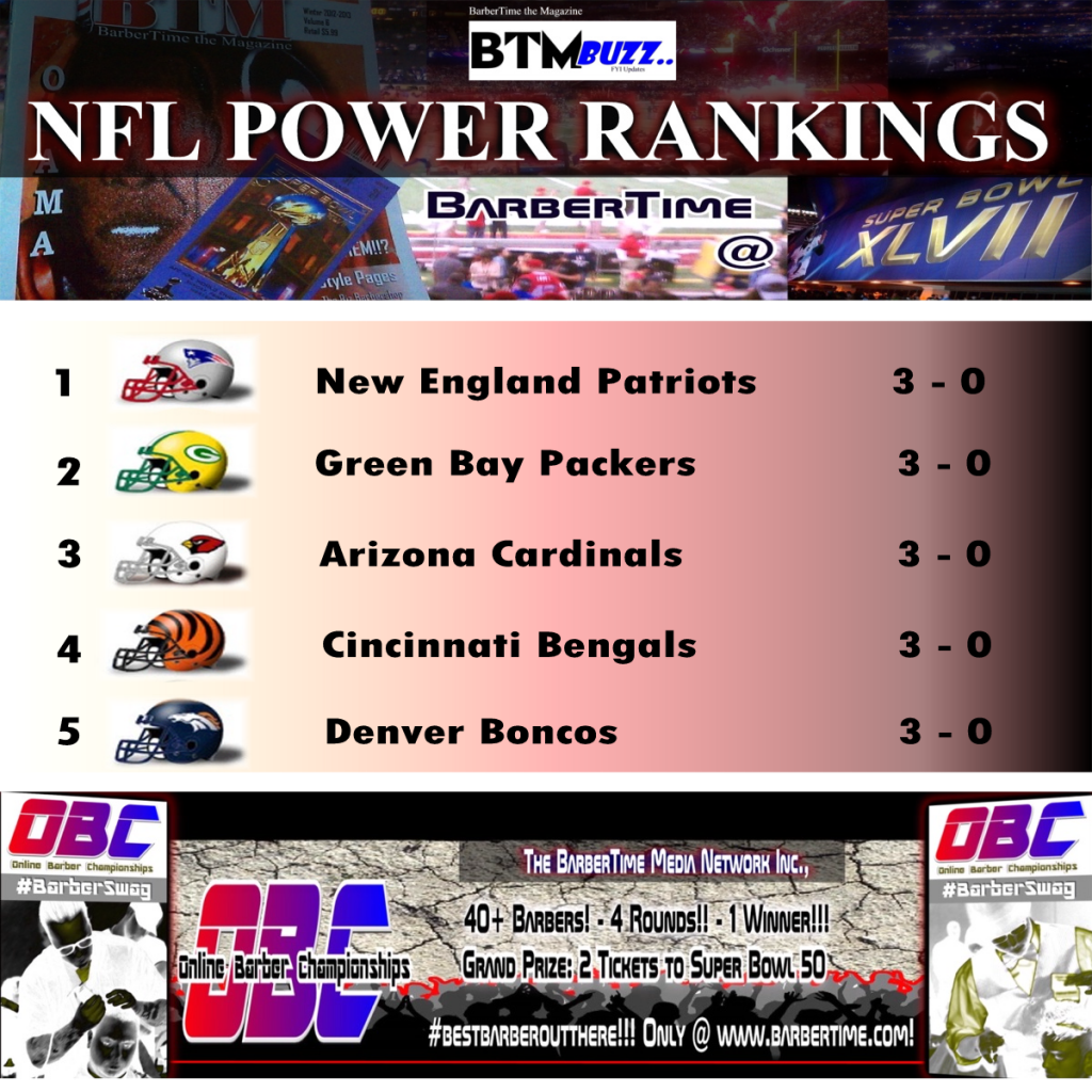WK3 power rankings SQUARE