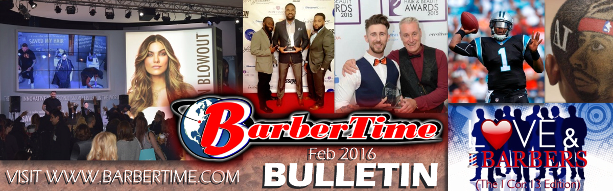 Barber Time : The BarberTime Bulletin Join our email list!